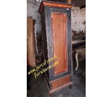 Colonial Wardrobe with One Original Door