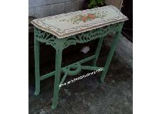 Carved Console Painting