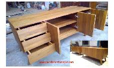 Credenza Buffet 3 Drawers