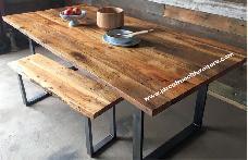 Plank Iron Dining 200 Set