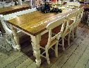 Louis Dining Table Set